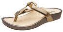 Sandalistas beach sandals by aetrex $129.97 at Healthy Feet Store.com