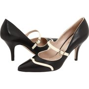 Salvatore Ferragamo Frannie maryjane pumps $564.00 at Zappos
