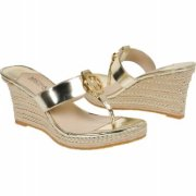 wedge beach sandals by Michael Kors $89.00 at Shoes.com