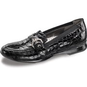 Aetrex Nancy Buckle Loafers $144.95 at shoestoboot.com
