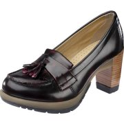 Dr Martens High Heel Loafers $120.00 at Wild Free