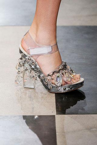 The Top Ten Runway Shoes Of 2010 The Shoe Expert S Blog