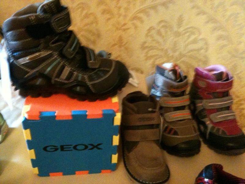 Geox   The Shoe Expert's Blog